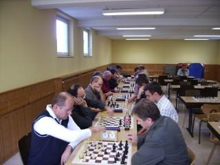 Mittelbadische Einzelblitzmeisterschaften 2009 in Sasbach